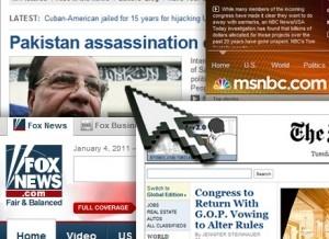 کاربرد اینترنت صنعت اخبار را در آمریکا دگرگون میکند