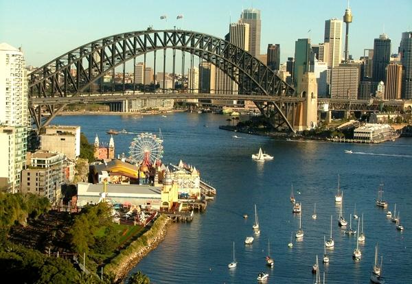 آشنایی با سیدنی - استرالیا