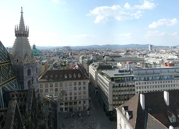 آشنایی با وین - اتریش