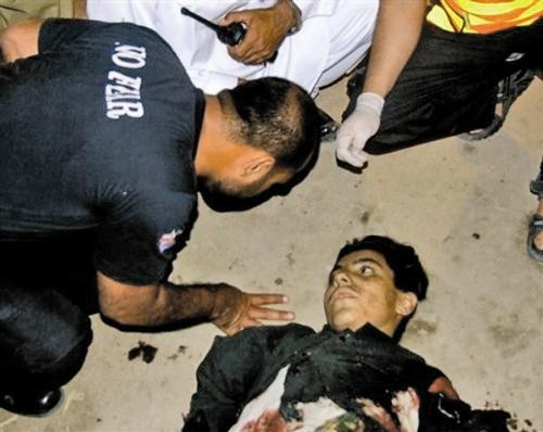پاکستان -  نوجوان عامل انتحاری