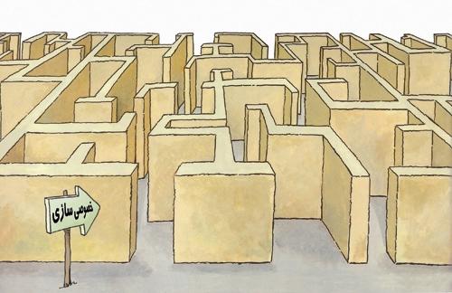 طرح - خصوصی سازی
