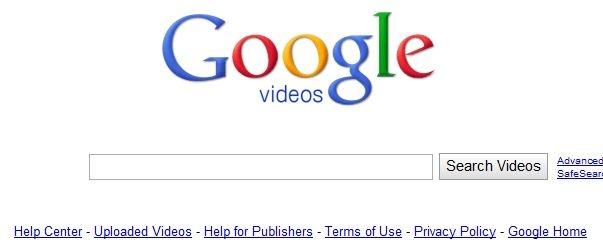 google terminates video