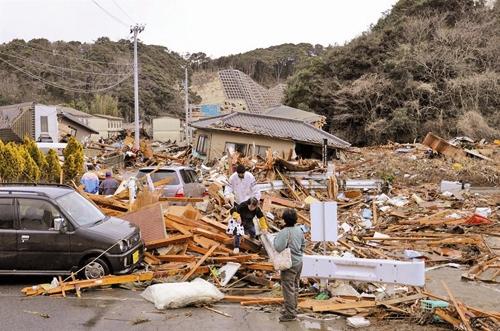 زلزله - ژاپن