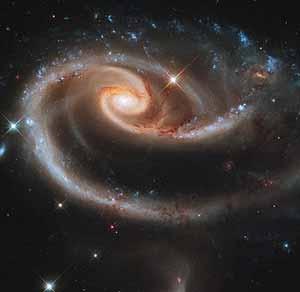 بزرگترین کهکشان مارپیچی