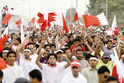 انقلاب - بحرین