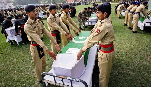 نظامیان - پاکستان