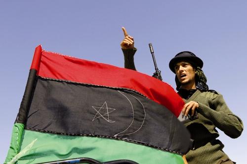 انقلاب - لیبی