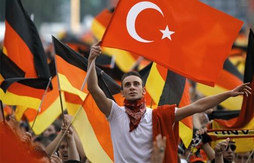 مهاجران ترک - آلمان