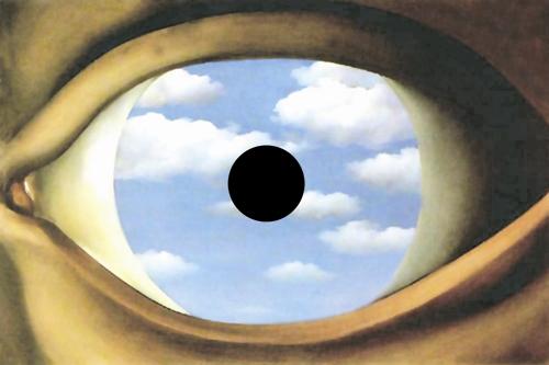 طرح - چشم