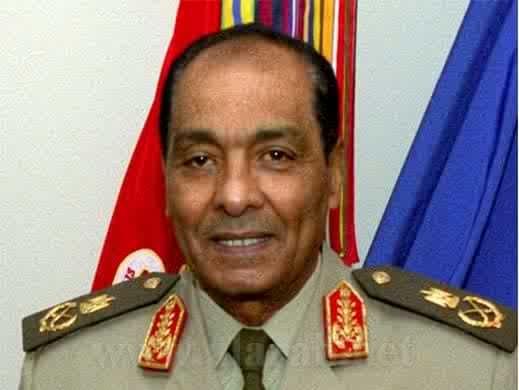 رئیس شورای نظامی مصر