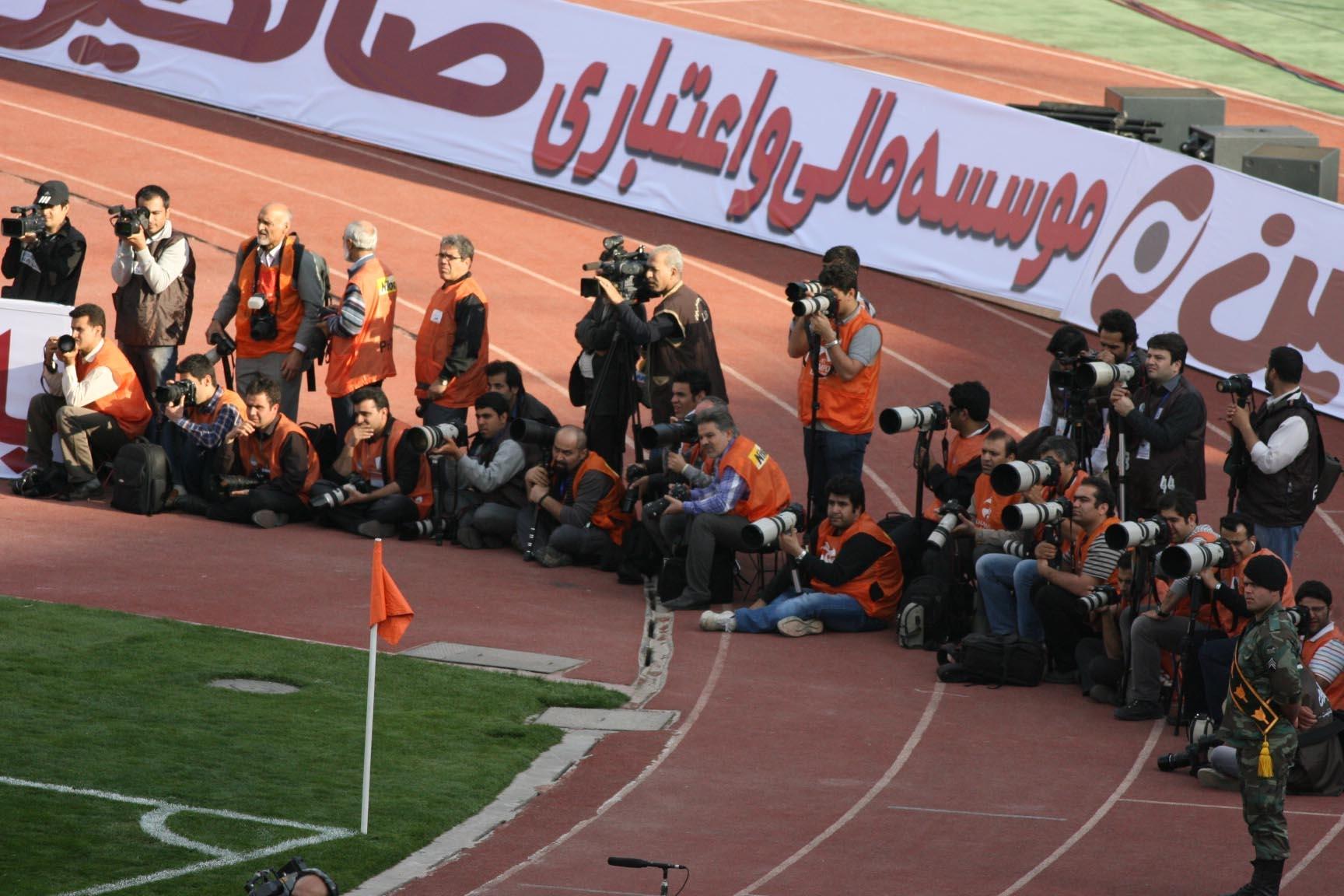 گزارش تصویری پیروزی استقلال در دربی هفتادم