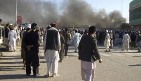 8 کشته در تظاهرات مردم قندهار در اعتراض به اهانت به قرآن مجید در آمریکا