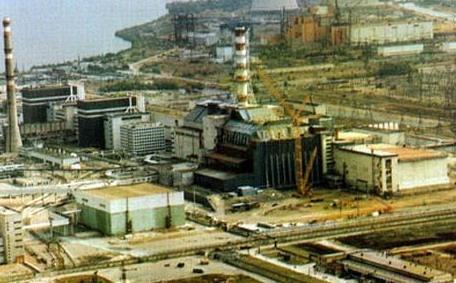 آشنایی با فاجعه هستهای چرنوبیل