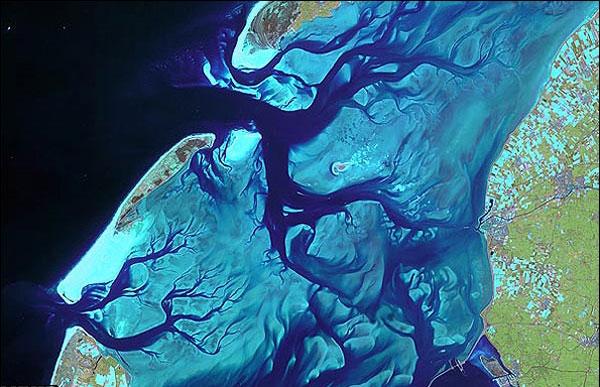 زیباترین تصاویر زمین از فضا