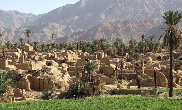 آشنایی با روستای اصفهک - یزد