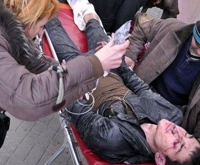 12نفر در بلاروس کشته شدند