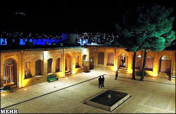 آشنایی با موزه قلعه فلک الافلاک - لرستان