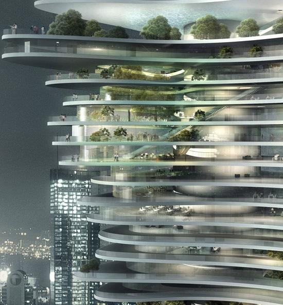 پروژه جنگل شهری