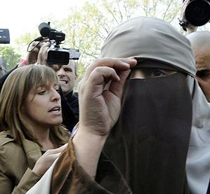 France bans Muslim full-face veil