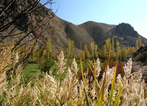 آشنایی با روستای هرانده - تهران