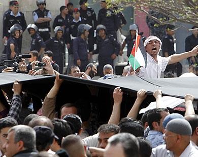 تظاهرات گسترده ضدحکومتی در اردن