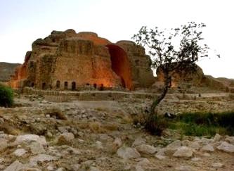 آشنایی با آتشکده کاریان - فارس