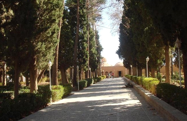 آشنایی با باغ شاهزاده ماهان - کرمان