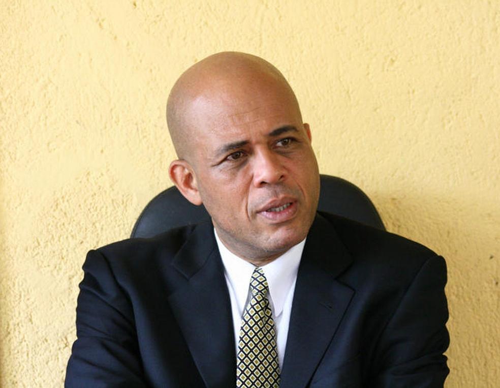 خواننده مشهور هائیتی رئیس جمهور شد