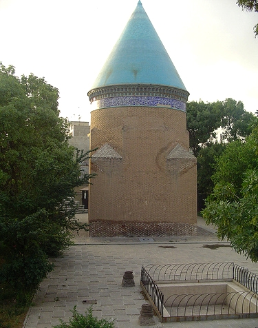 آشنایی با آرامگاه حمدالله مستوفی - قزوین