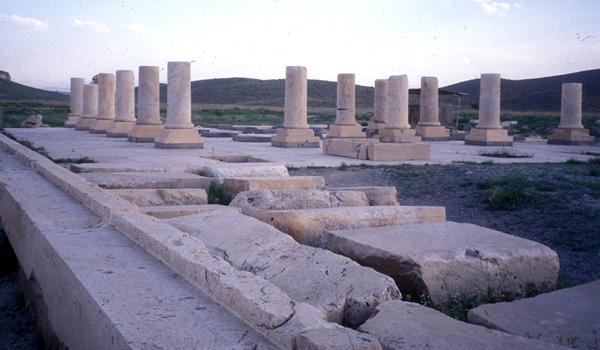 آشنایی با محوطه تاریخی پاسارگاد - فارس