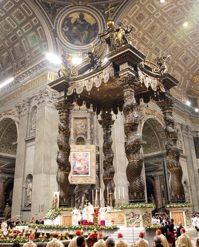 آشنایی با کلیسای سن پیترو - واتیکان