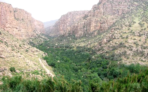 آشنایی با روستای شالان - کرمانشاه