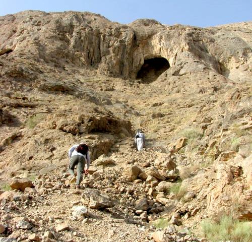 آشنایی با غار شگفت یزدان - یزد