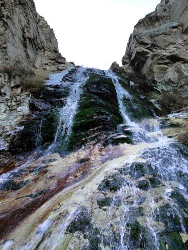آشنایی با آبشار شکرآب - تهران