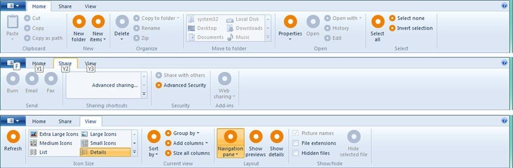 تصاویر اولیه از ویندوز 8