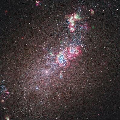آزمایشگاه کهکشانی هابل