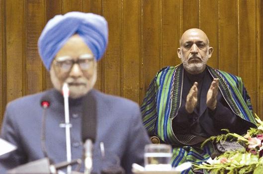 موهان سینگ - نخست وزیر هند