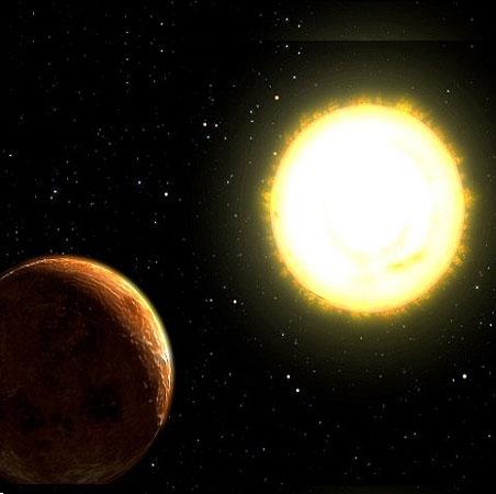 سیاره سنگی گیلیس، سیاره ای شبیه به زمین