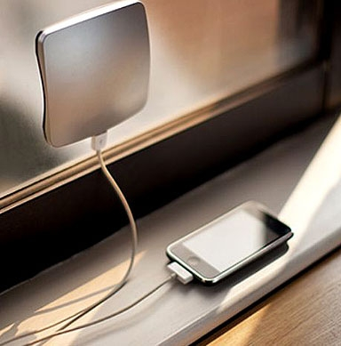 شارژر خورشیدی، ویژه دستگاههای الکترونیک کوچک