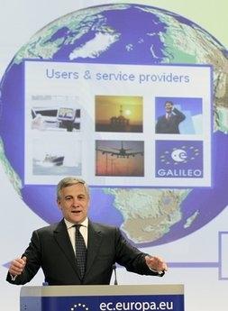 European Commissioner for Industry and Entrepreneurship