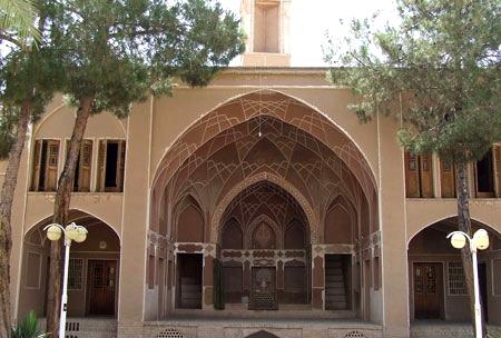 آشنایی با خانه آل یاسین کاشان - اصفهان
