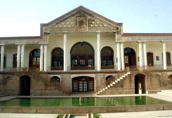 آشنایی با خانه امیر نظام گروسی - آذربایجانشرقی