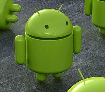 تلفنهای هوشمند آندروئید پیشی میگیرند