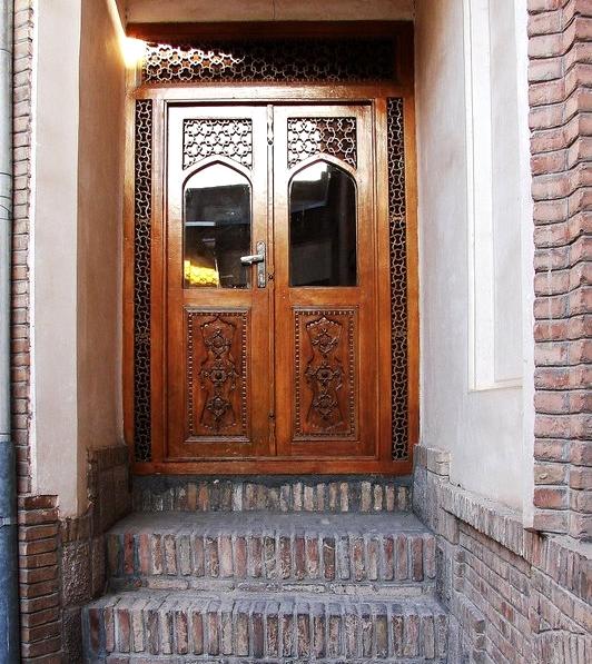 آشنایی با خانه بهنام - آذربایجانشرقی