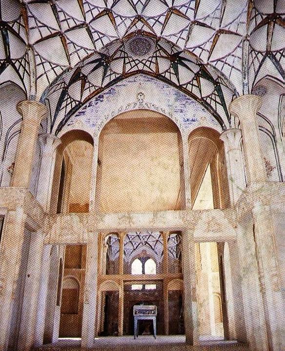 آشنایی با خانه بروجردیهای کاشان - اصفهان