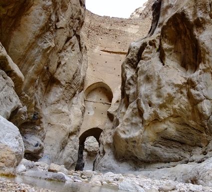 آشنایی با سد (طاق) شاه عباسی - خراسان جنوبی