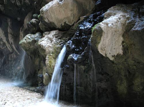 آشنایی با چشمه مرتضی علی - یزد