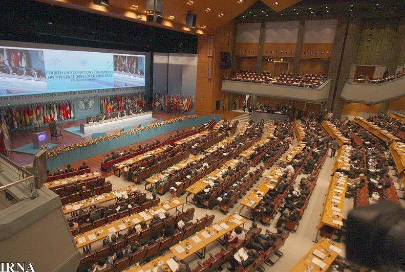 اجلاس کشورهای کمتر توسعه یافته در استانبول پایان یافت