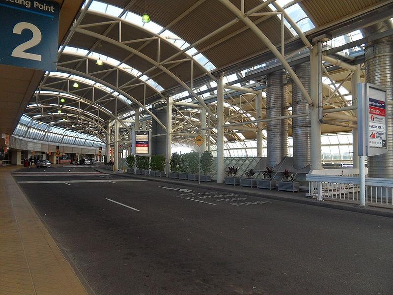 آشنایی با فرودگاه سیدنی - استرالیا