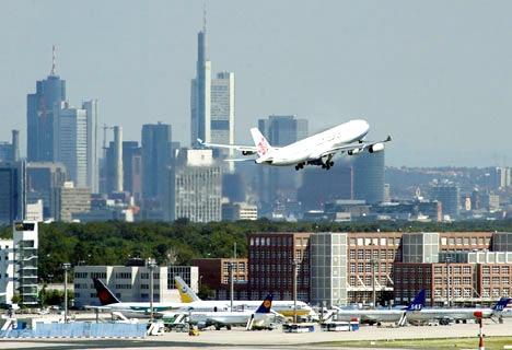 آشنایی با فرودگاه فرانکفورت - آلمان